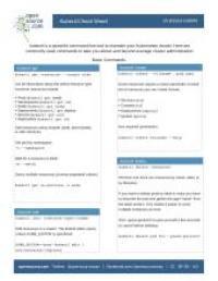 kubectl-cheat-sheet