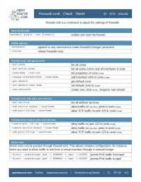 firewall-cheat-sheet