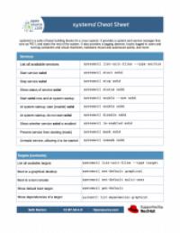 systemd-cheat-sheet