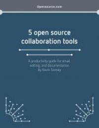 5 open source collaboration tools