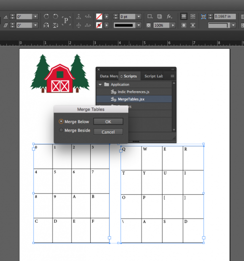 2 open source Adobe InDesign scripts | Opensource com