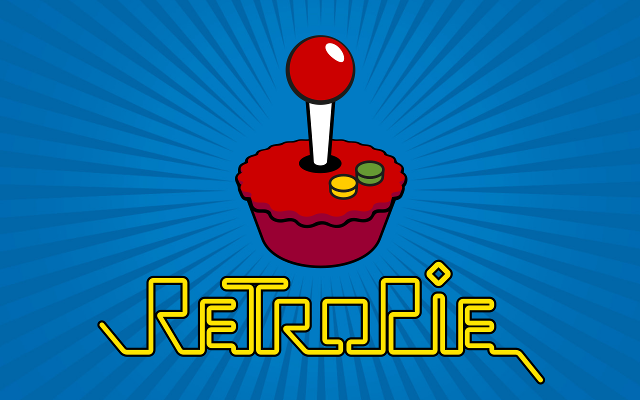 RetroPie splash screen