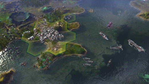 Rising Tide expansion