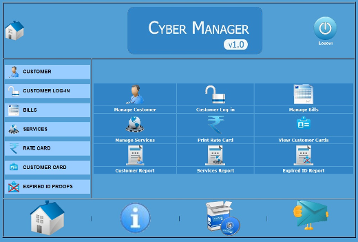 Cyber Manager