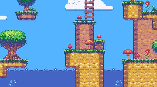 Python game screenshot