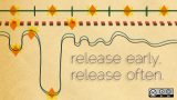 Release early, release often in scientific research