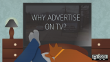 Why is Google putting so many ads on TV?
