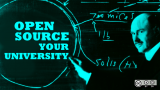 open source your university