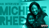 Michelle Rhee and education reform
