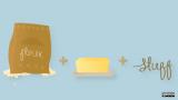 flour + butter + stuff