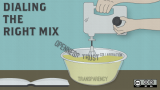 Dialing the right mix: open source principles and collaboration