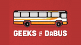 Open data takes a ride with geeks on DaBus