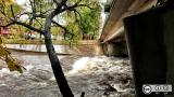 Flooding from Hurricane Sandy