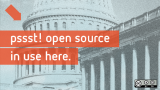 open source platform for .gov websites