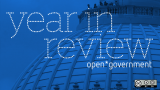Open government year in review