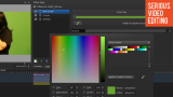 Some of the compositing tools of Kdenlive