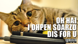 Open sourced this for you cat