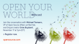 "WEBCAST: Register now for ""Drupal and Linux: Lessons learned for building open s"