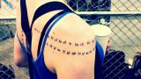 AACS tattoo