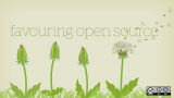 favoring open source