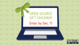 2013 Open Source Holiday Gift Giveaway