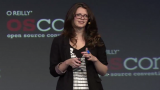 Kaitlin Thaney speaks at OSCON 2012