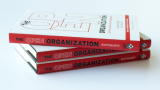 Open Organization book spines