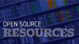 Open source resources