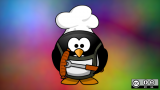 Penguin chef