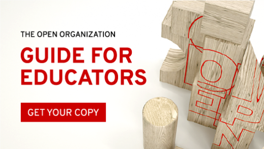 The Open Organization Guide for Educators