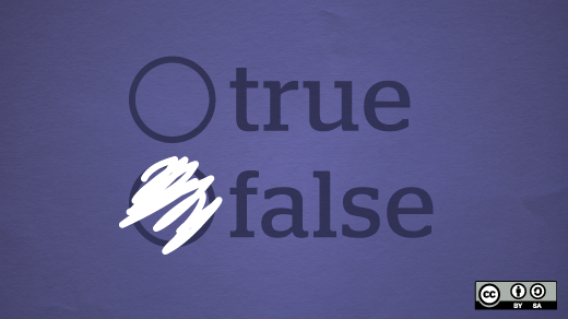 Fill in: True of False