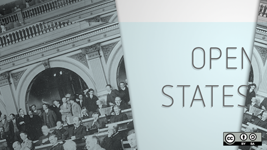 Open states: Transparency for state governments using open data