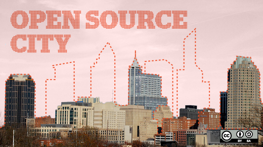 An open source city takes shape: Open, online tools and data