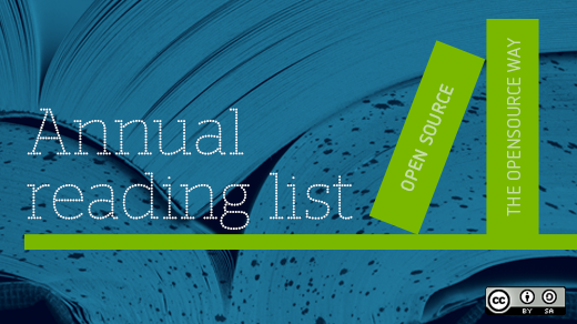 Opensource.com Annual Reading List