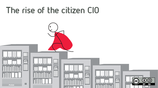 What is a citizen CIO?