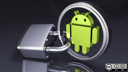 Android security and privacy with a lock