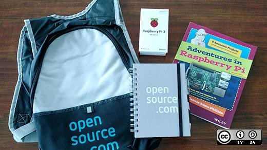 Enter to win a Raspberry Pi 3 and other back to school goodies