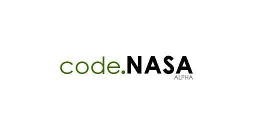 code nasa logo