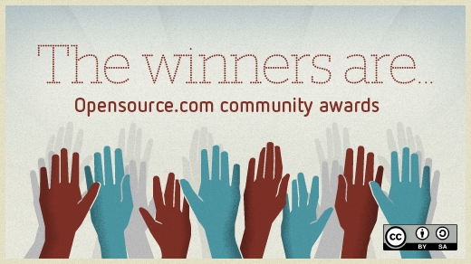 Opensource.com Community Awards