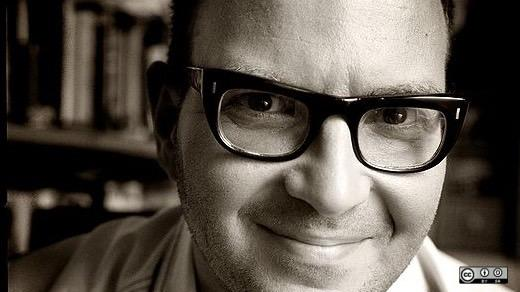 Cory Doctorow's headshot