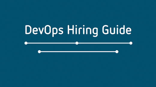 DevOps Hiring Guide cover