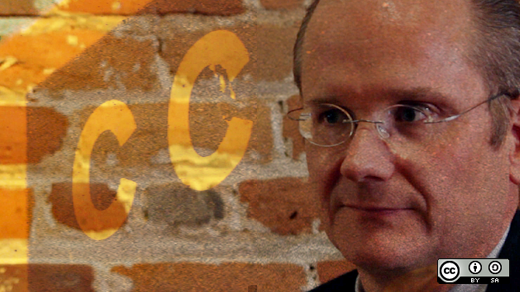Laurence Lessig and Creative Commons