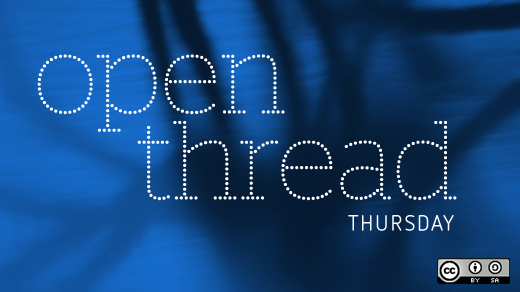 Open thread Thursday