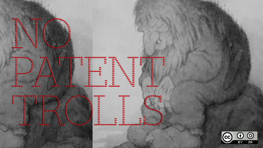 No patent trolls