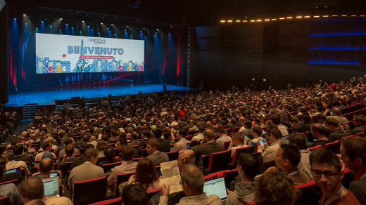 OpenStack Summit Paris audience