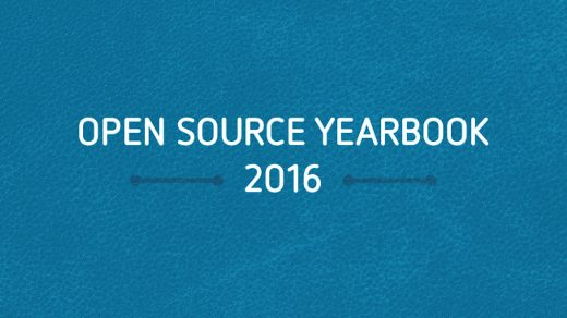 Open source yearbook 2016.