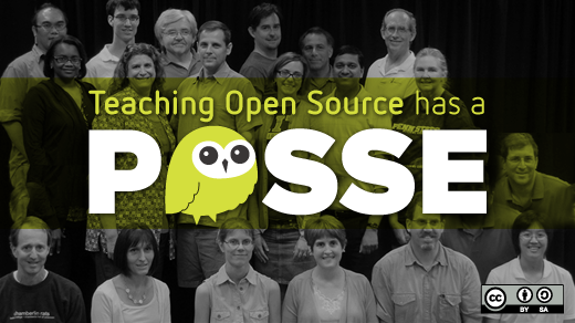 Teaching open source has a POSSE.