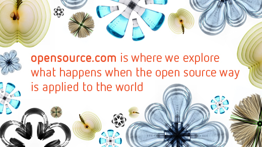 About open source