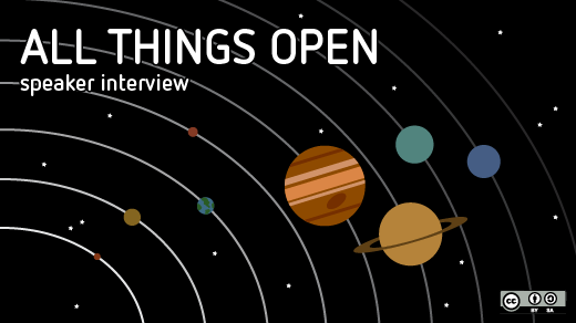All Things Open Speaker Interview collection