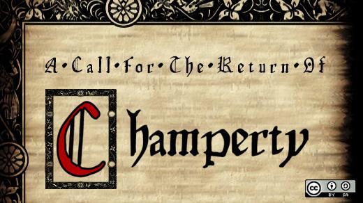 Champerty